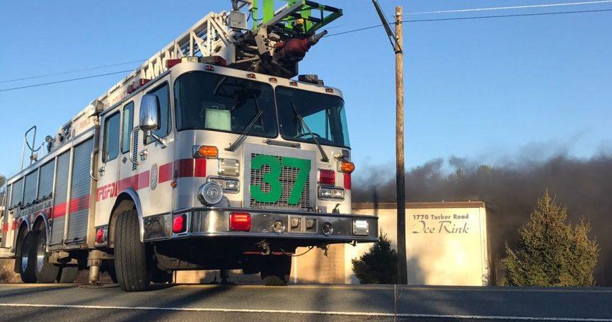 Truck Co.37 Runs 21 Box – 2 Alarm Building Fire