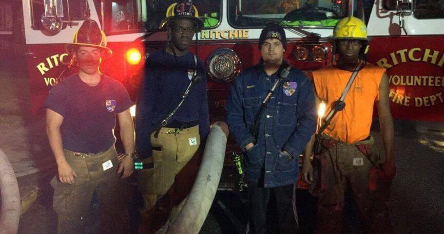 ENGINE RUNS FATAL HOUSE FIRE