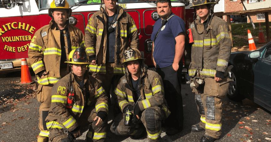 ENGINE CO. RUNS 1ST DUE FIRE