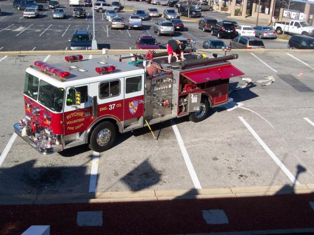 Ritchie Fire Department – Ritchie, MD